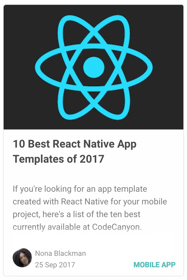 BeoNews Pro - React Native mobile app for WordPress - 18