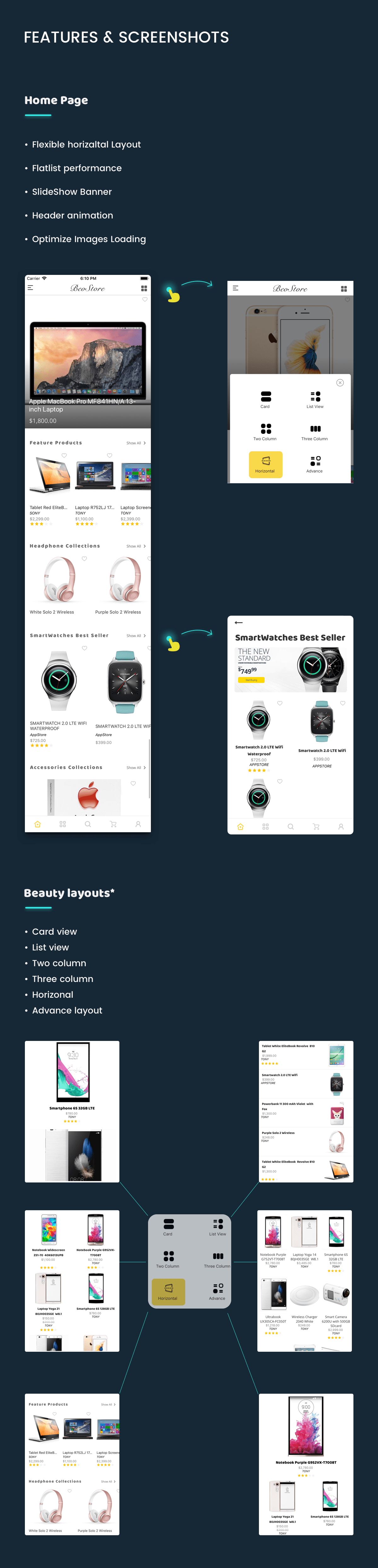 MStore Multi Vendor - Complete React Native template for WooCommerce - 17