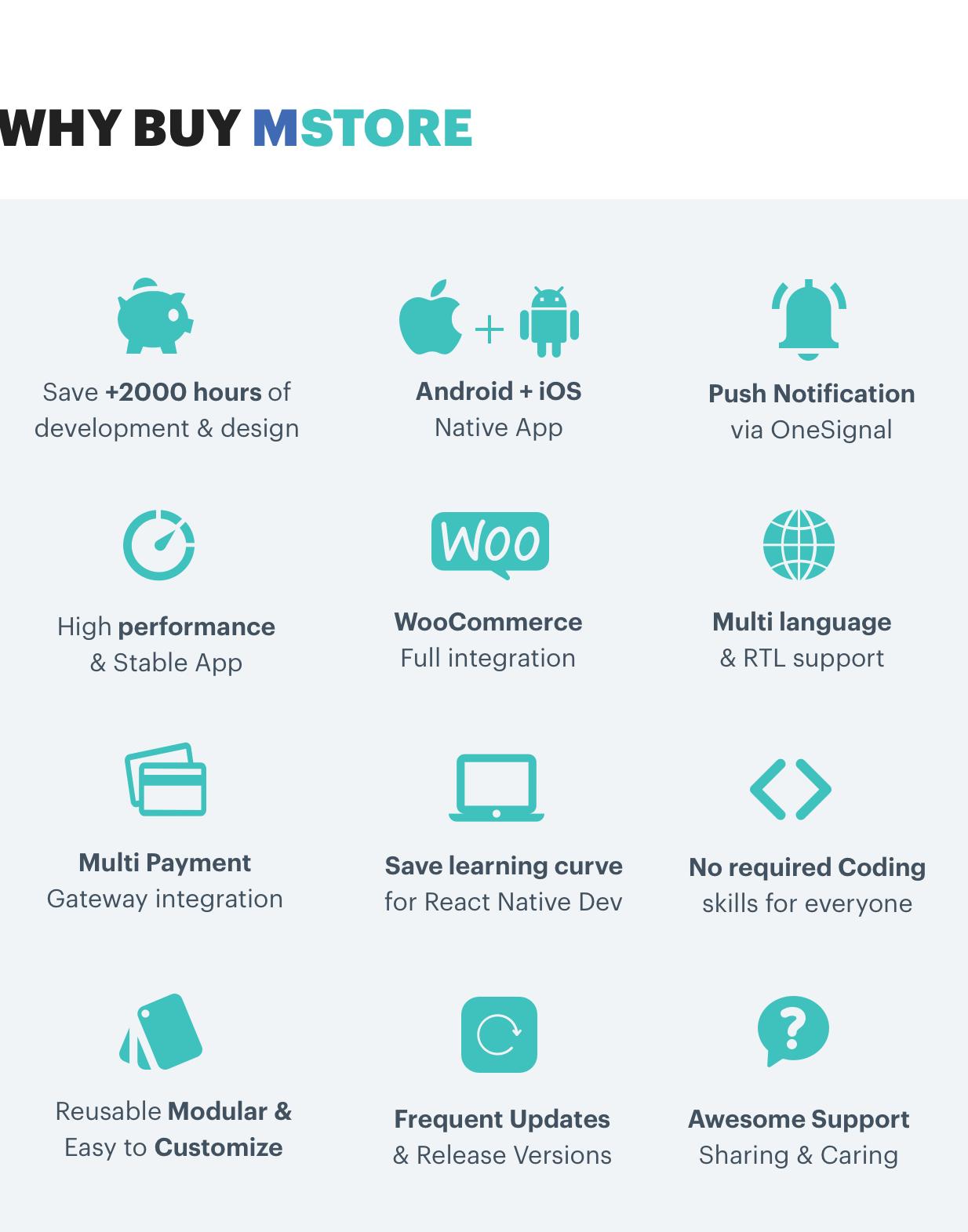 MStore Pro - Template Lengkap React Native untuk e-commerce - 7